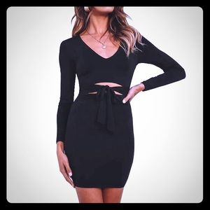 Dresses & Skirts - Bohemian Bandage Mini Dress